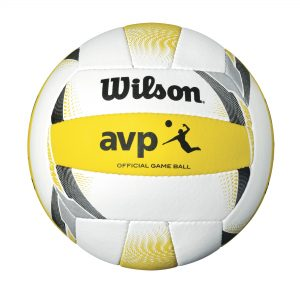 AVP- Wilson ball logo
